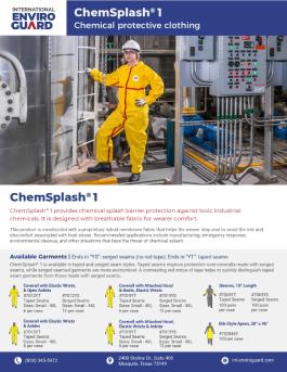 ChemSplash® 1