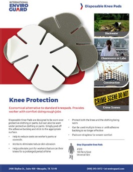 Disposable-Knee-Pads