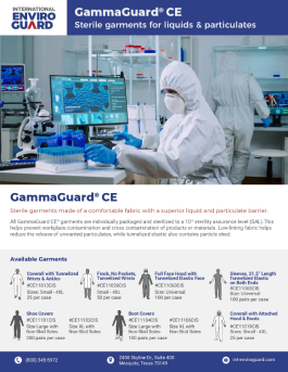 GammaGuard® CE