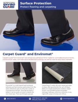 Carpet Guard® & Enviromat®