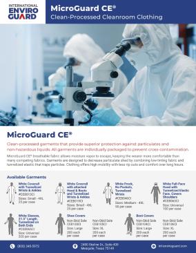 MicroGuard CE®