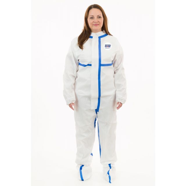 International Enviroguard ViroGuard® 2 W2501 Coverall