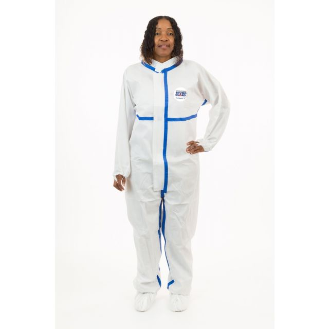 International Enviroguard ViroGuard® 2 W2502 Coverall