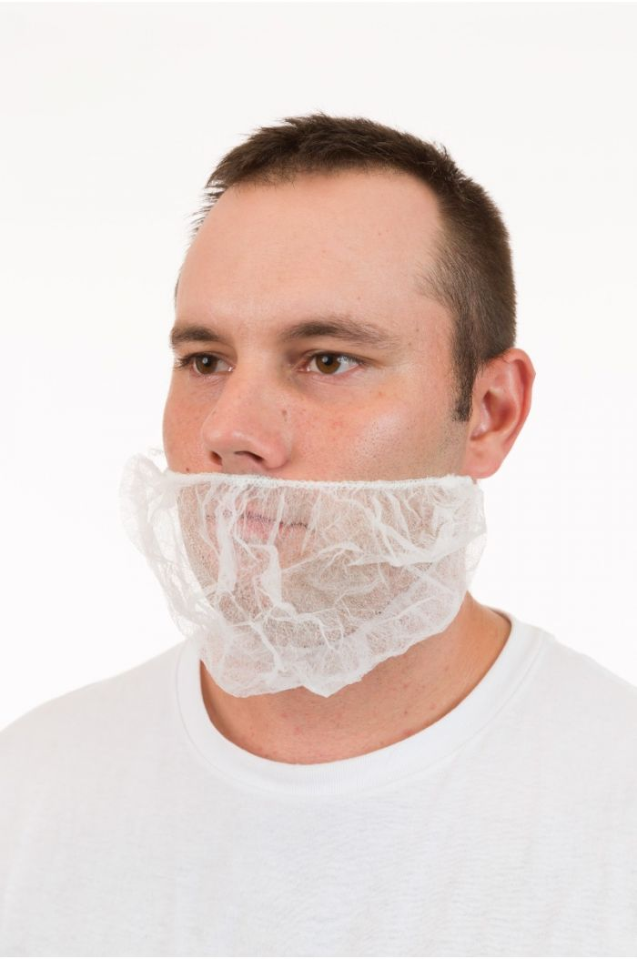 International Enviroguard Polypropylene 112NWLF Beard Cover