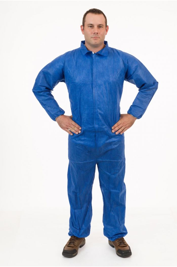 International Enviroguard SMS 2223B Coverall