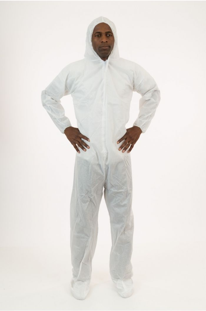 International Enviroguard SMS 2229 Coverall