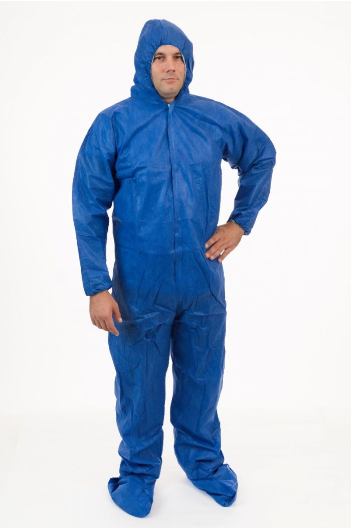 International Enviroguard SMS 2229B Coverall