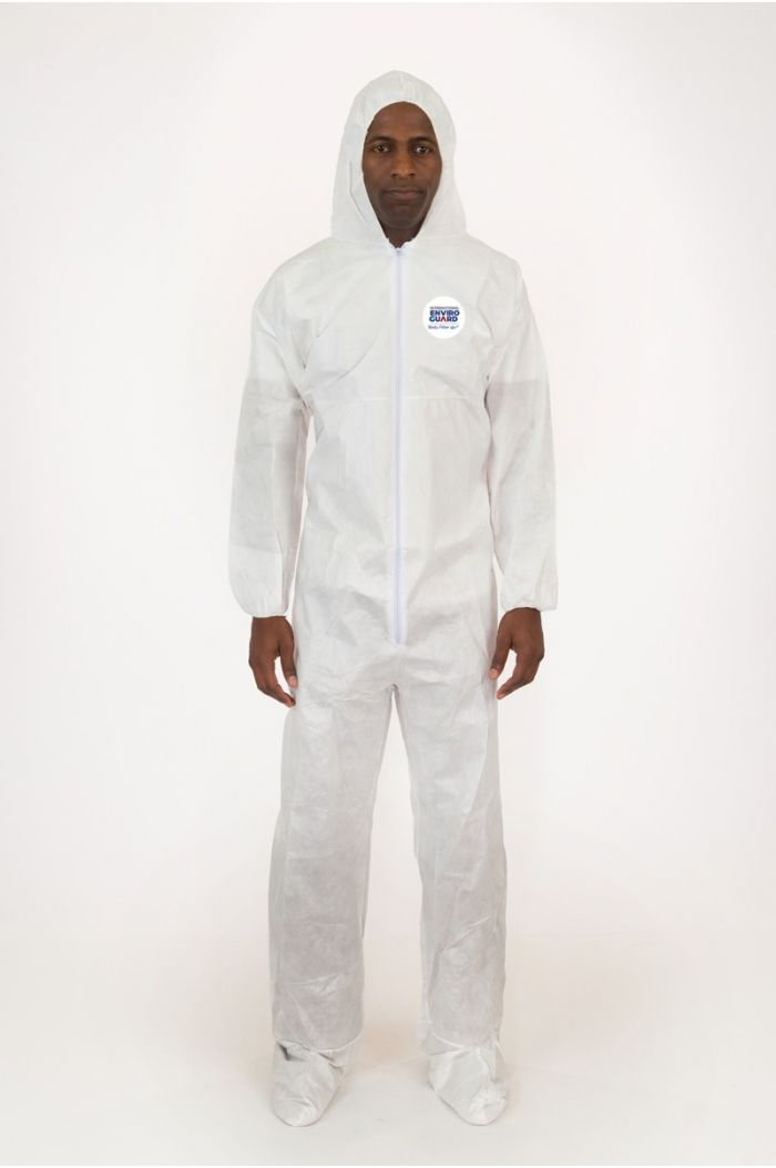 International Enviroguard Body Filter 95+® 4014 Coverall