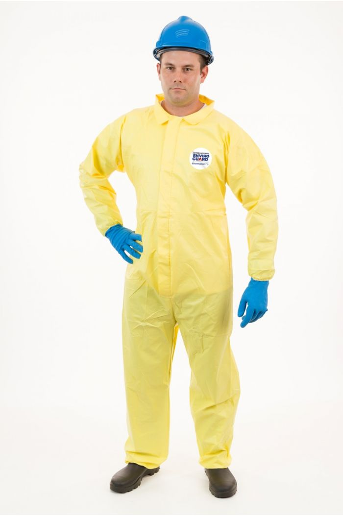 International Enviroguard ChemSplash® 1 7012YS Coverall