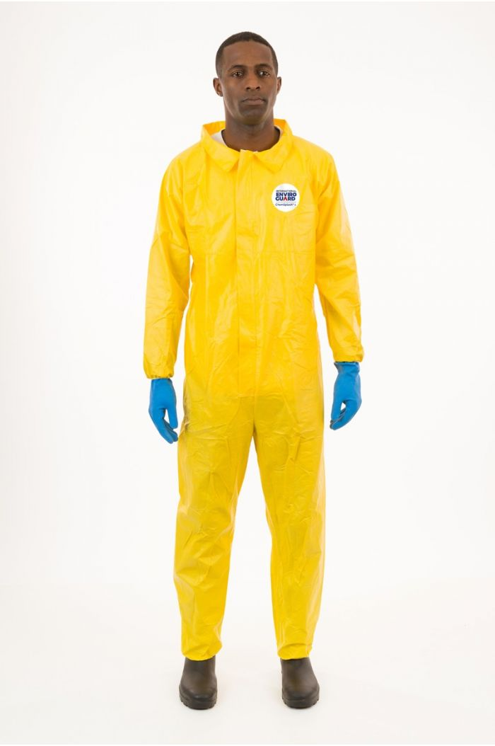 International Enviroguard ChemSplash® 1 7013YS Coverall