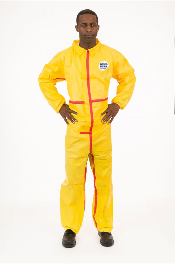 International Enviroguard ChemSplash® 1 7013YT Coverall