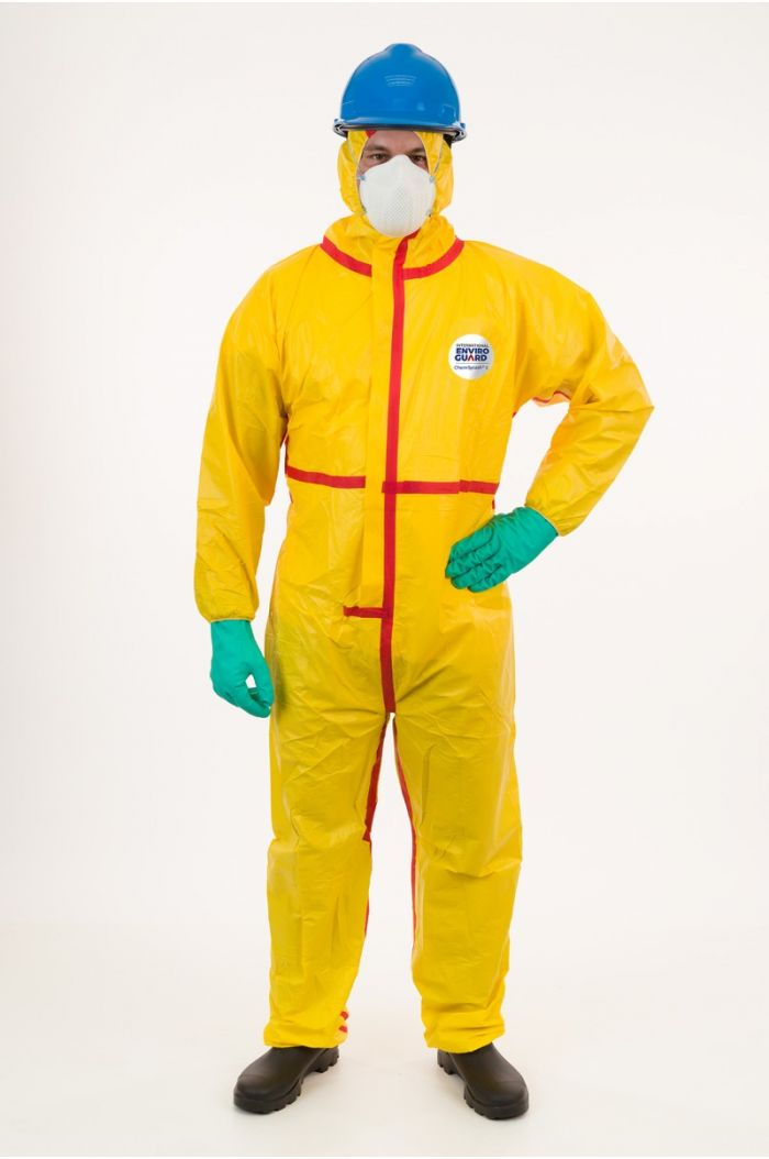 International Enviroguard ChemSplash® 1 7015YT Coverall