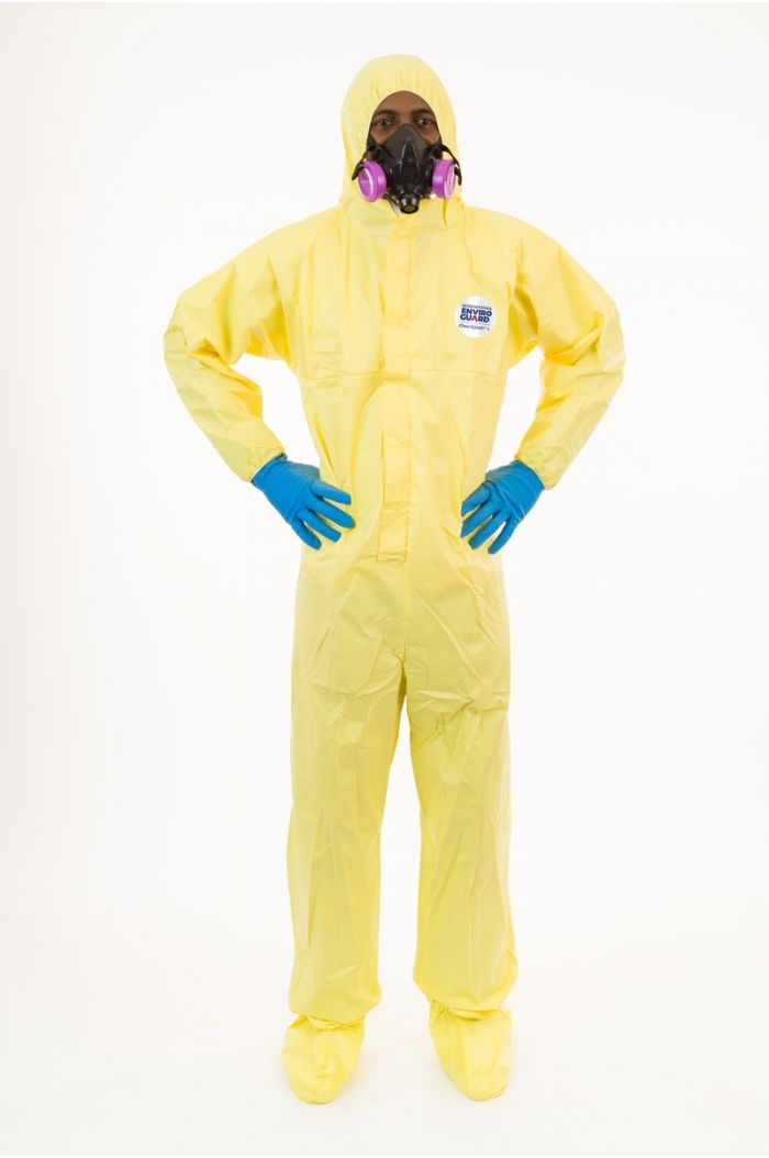 International Enviroguard ChemSplash® 1 7019YS Coverall
