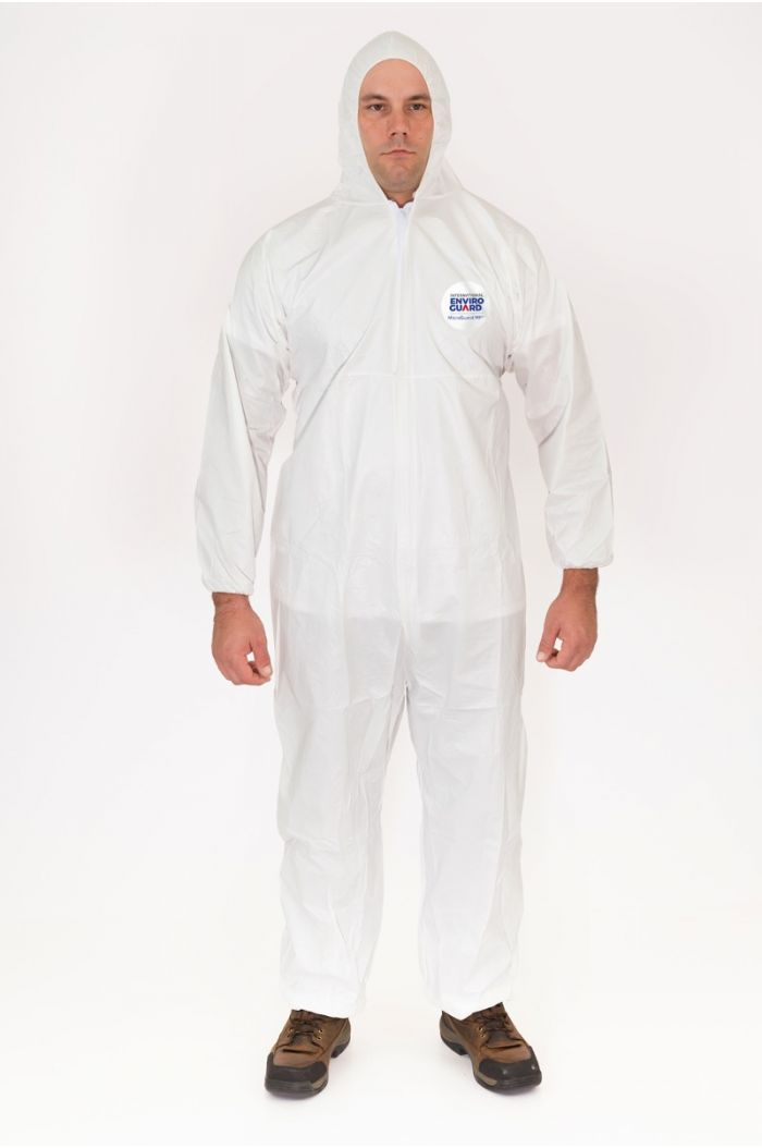 International Enviroguard MicroGuard MP® 8015 Coverall