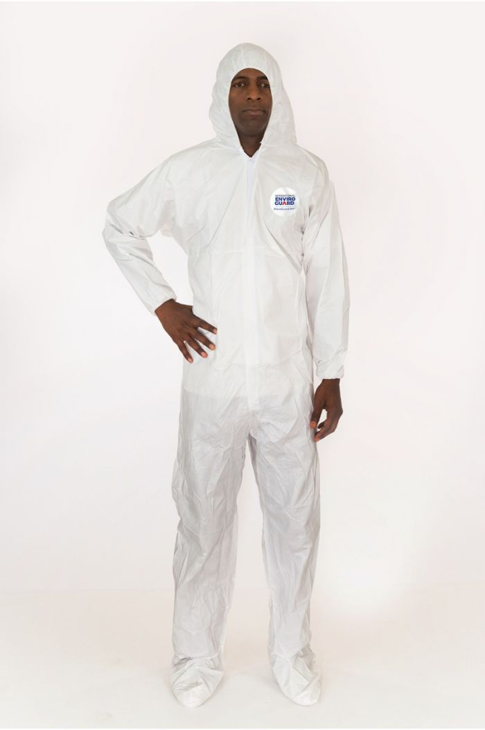 International Enviroguard MicroGuard MP® 8019 Coverall