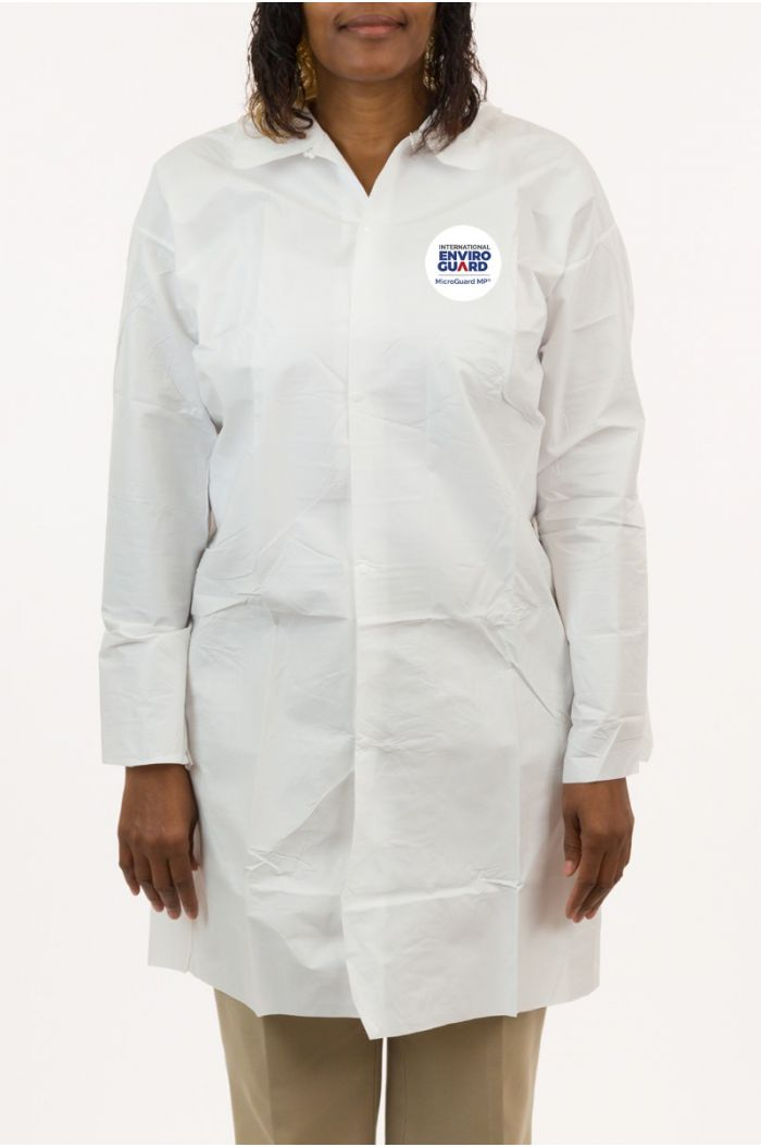 International Enviroguard MicroGuard MP® 8024 Lab Coat