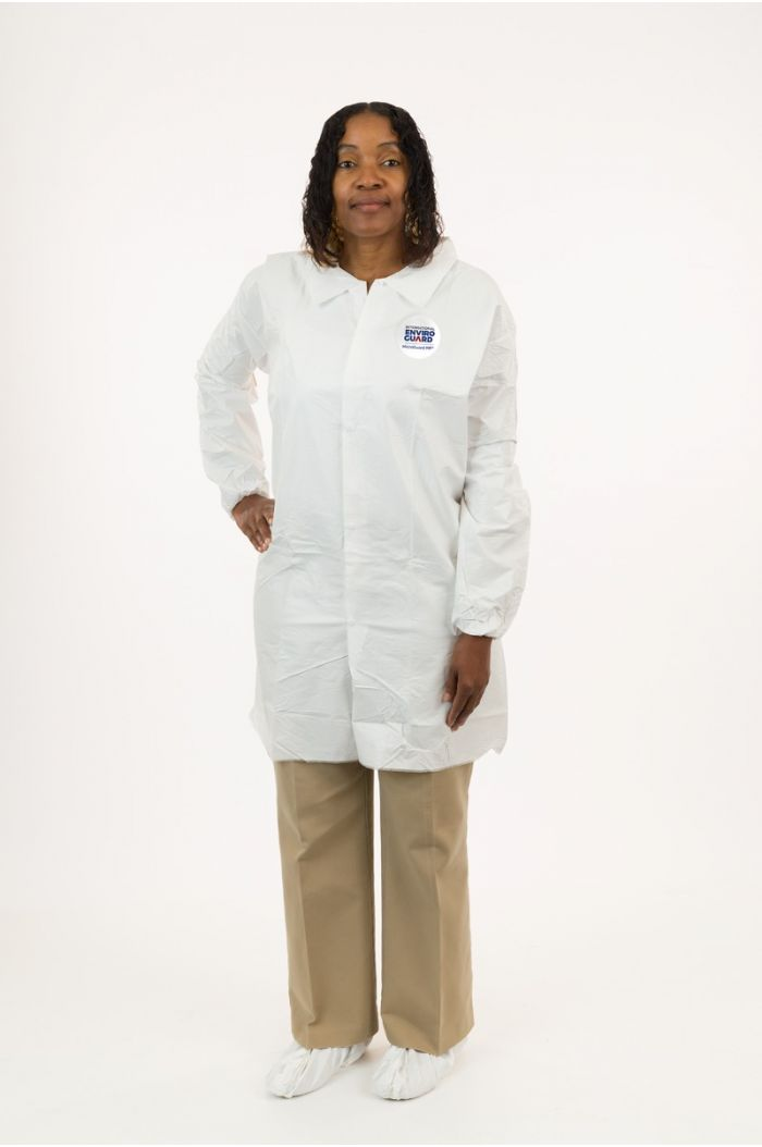 International Enviroguard MicroGuard MP® 8026 Lab Coat