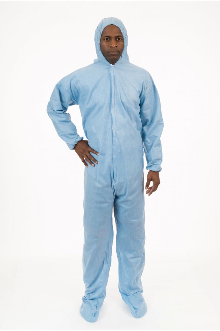 International Enviroguard PyroGuard FR® 9019 Coverall