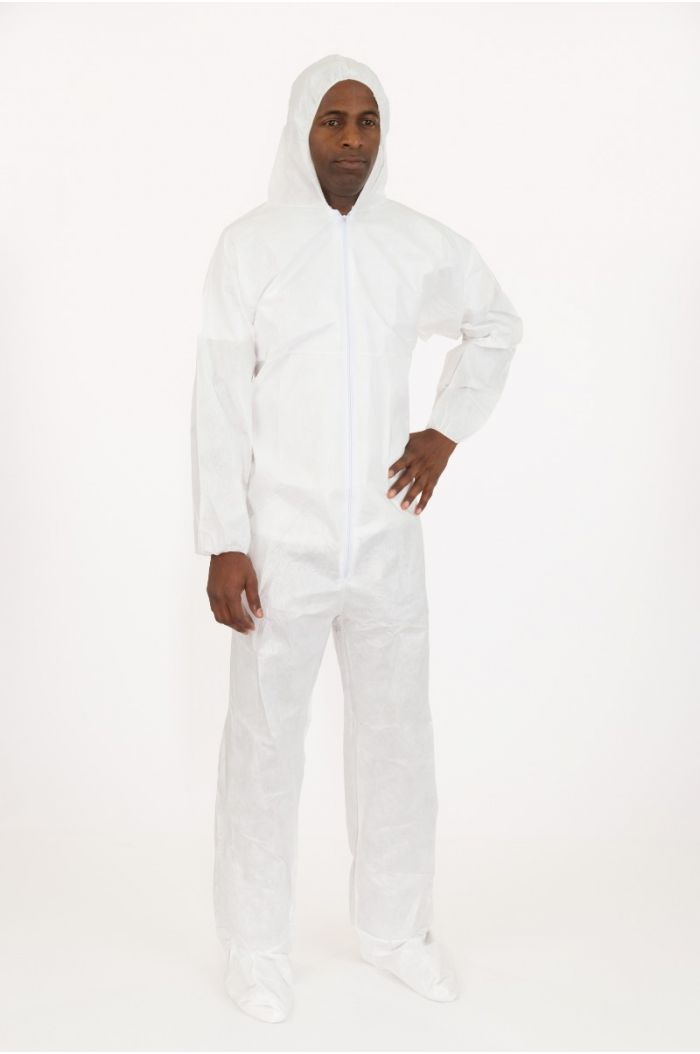 International Enviroguard Body Filter 95+® CE CE4014BP Coverall