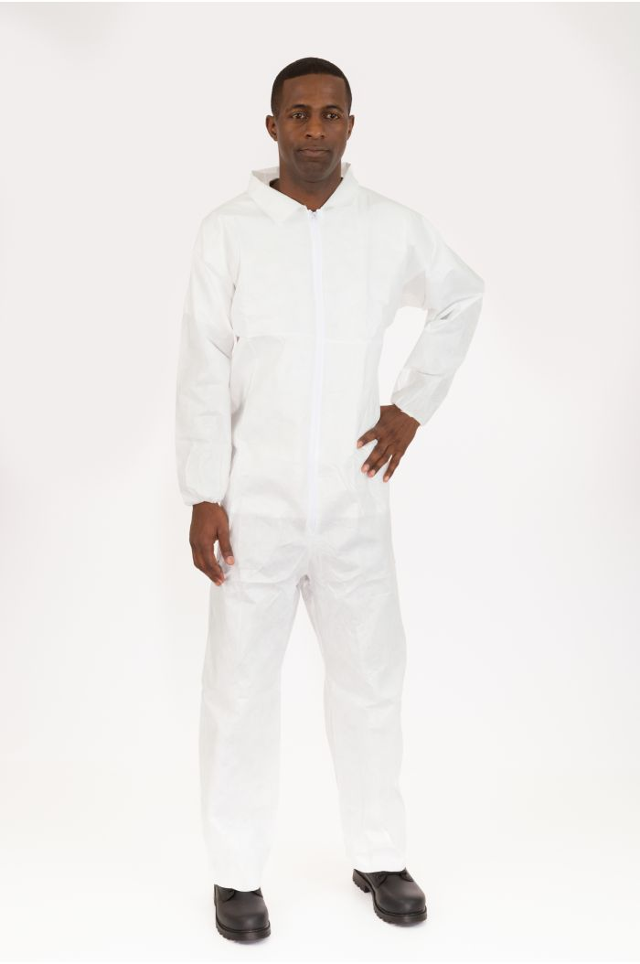 International Enviroguard Body Filter 95+® CE CE4017BP Coverall