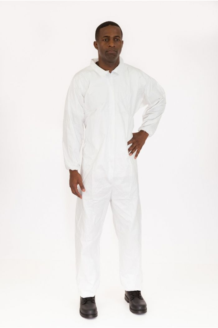 International Enviroguard MicroGuard CE® CE8013BP Coverall