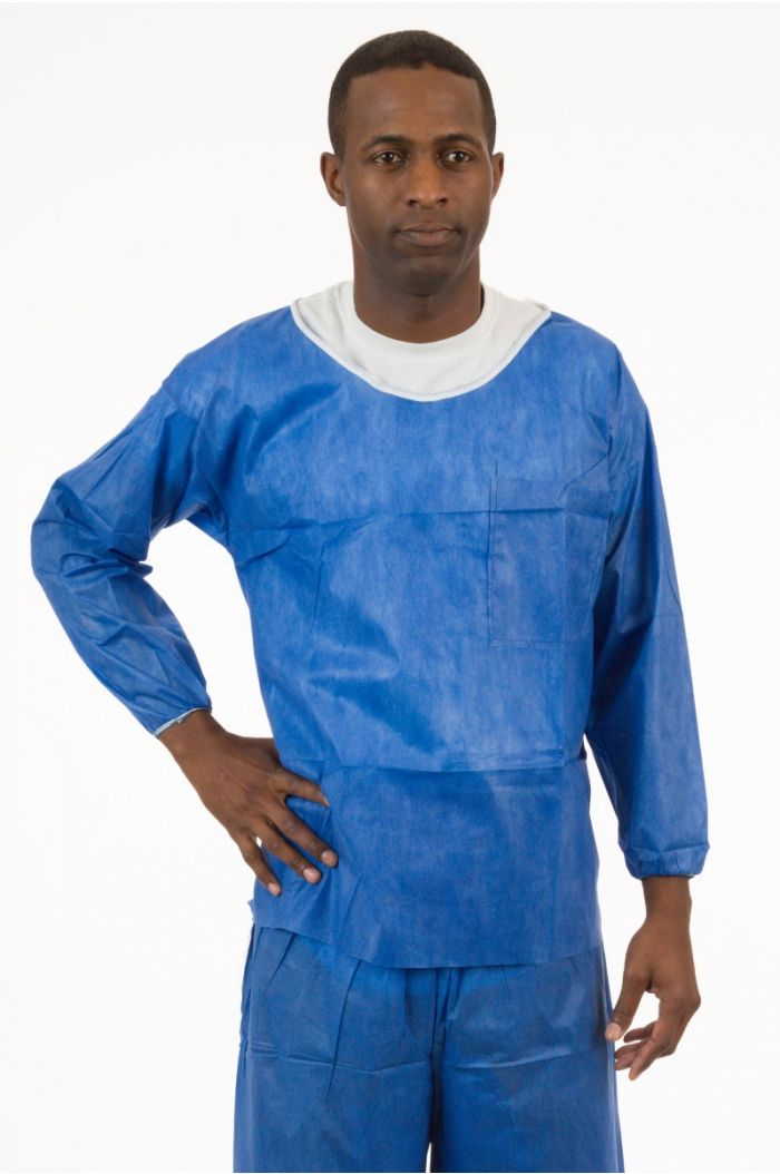International Enviroguard Soft Scrubs™ FS2064B Shirt