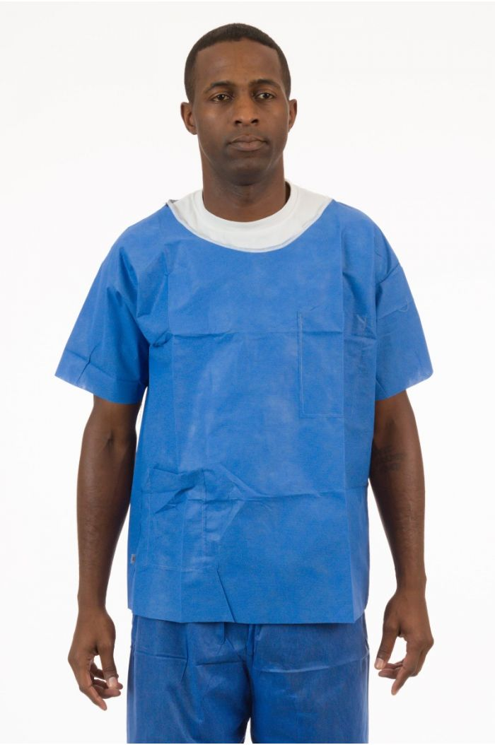International Enviroguard Soft Scrubs™ FS2065B Shirt