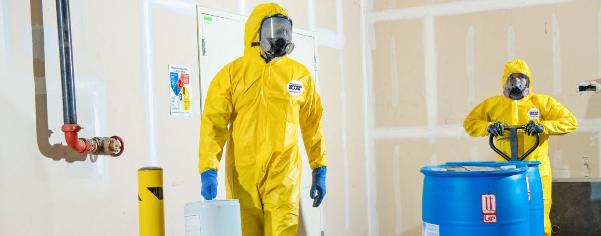 3 Common Chemicals That Require Protective Clothing