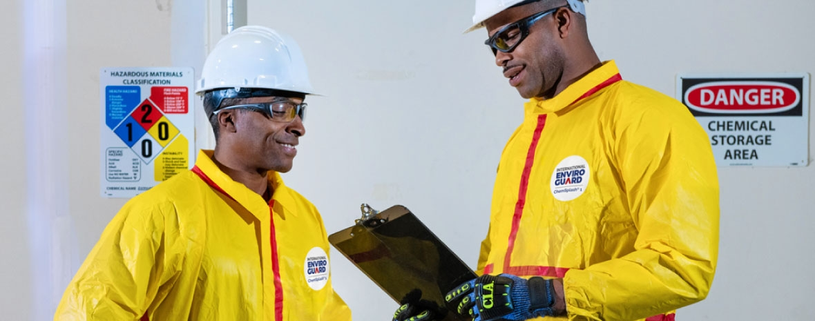 Jobs that Commonly Require Chemical Suits