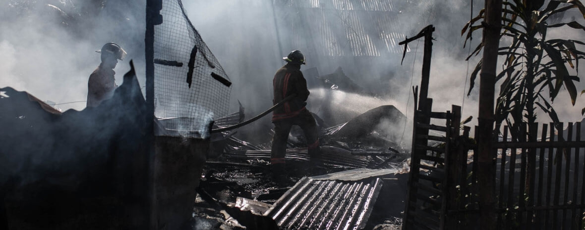 PPE and Protective Clothing for Fire Damage Clean Up