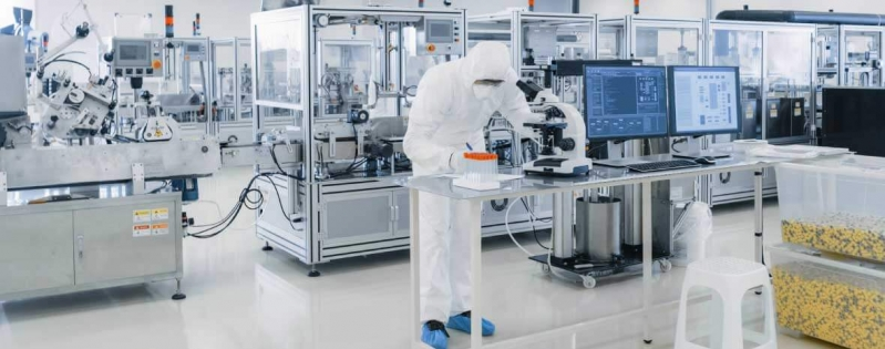 PPE Factors For Pharmaceutical Manufacturing