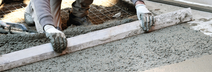 Safety Precautions for Concrete Work & Required PPE
