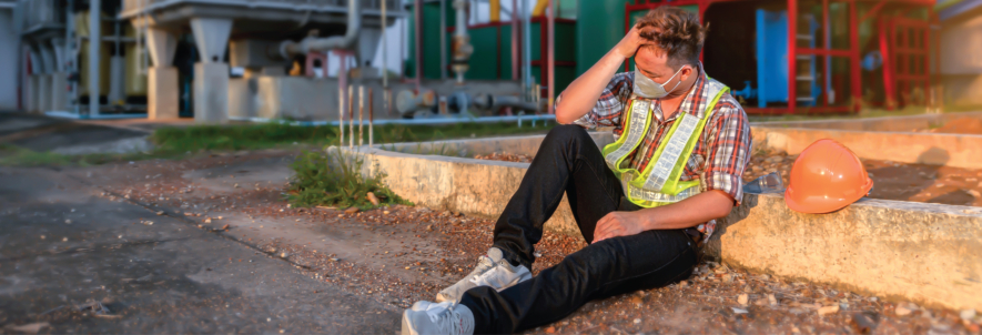 Heat Exhaustion vs. Heat Stroke: Risks and PPE