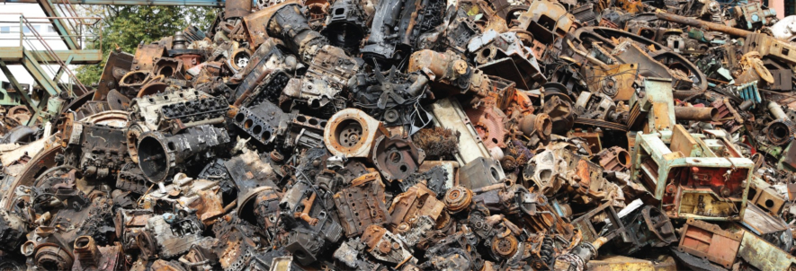 Managing Scrap Metal: What you Need to Know