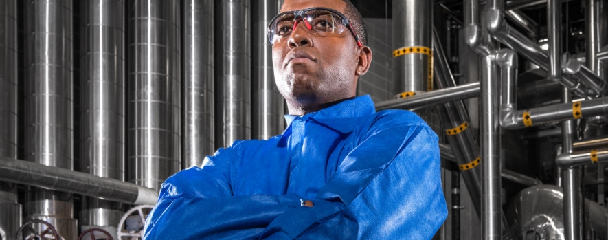 Storage and Inspection of Disposable Protective Clothing