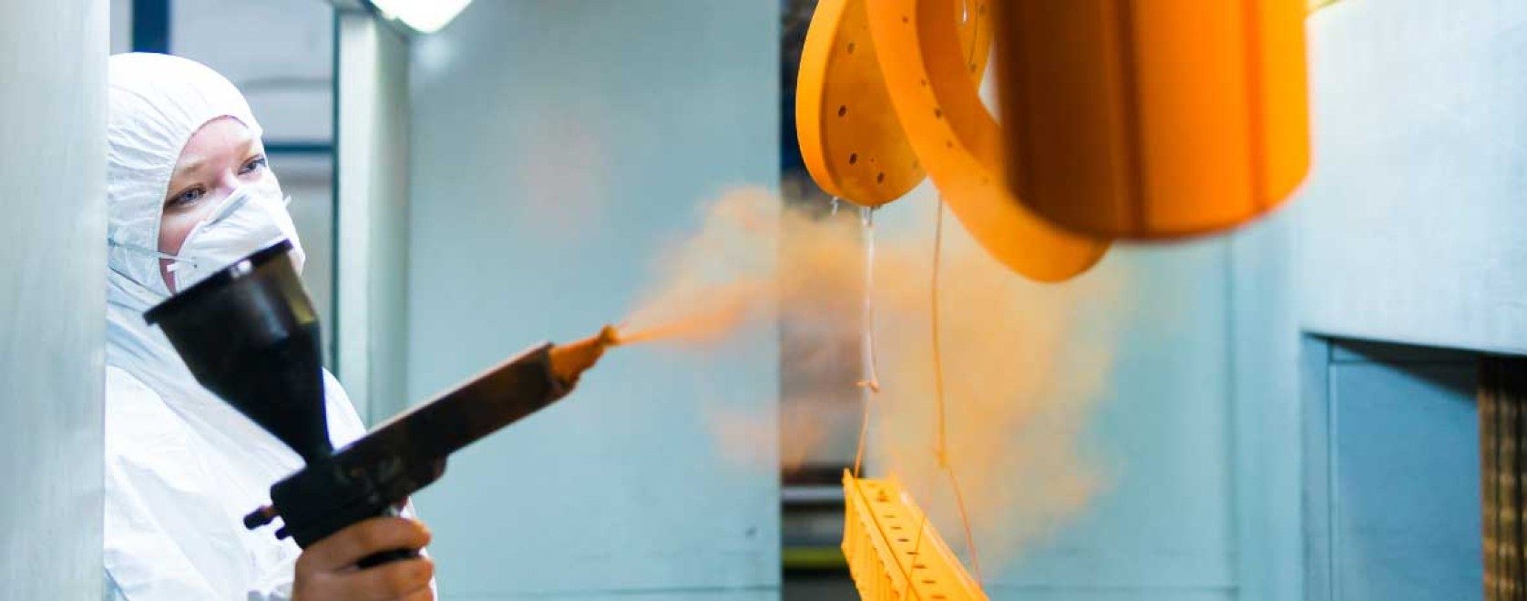 PPE for Powder Coating - Stay Protected While Powder Coating
