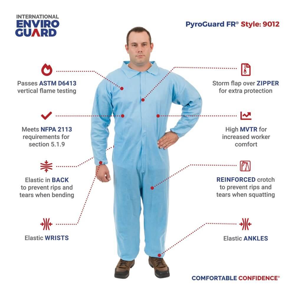 Pyroguard 9012