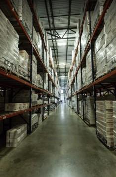 International Enviroguard Warehouse