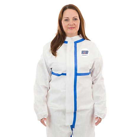 ViroGuard 2 Dipsoable Protective Clothing for Ebola