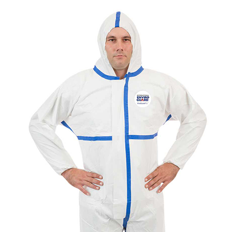 Viroguard 1 disposable protective coverall