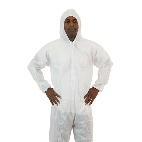 SMS Disposable Protective Coverall