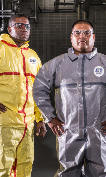 PPE for Black Water Cleanup